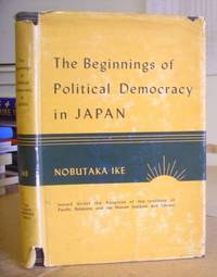The Beginnings Of Political Democracy In Japan