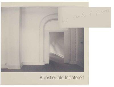 Wolfenbuttel: Galerie und Werstatt, 1985. First edition. Softcover. Exhibition catalog for a group s...