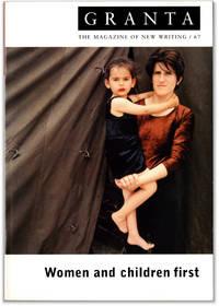 Granta 67. Women and Children First.