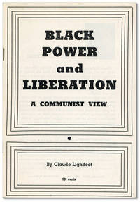 Black Power and Liberation: A Communist View