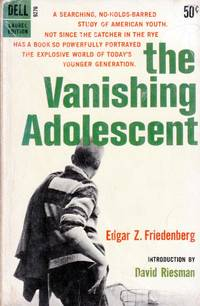 The Vanishing Adolescent
