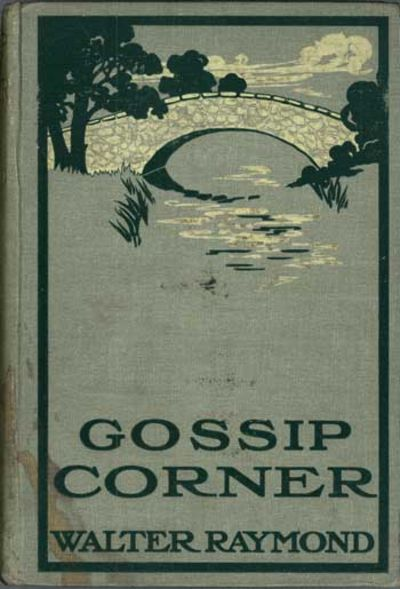 London: Hodder and Stoughton Publishers, 1907. Octavo, original pictorial gray green cloth. First ed...