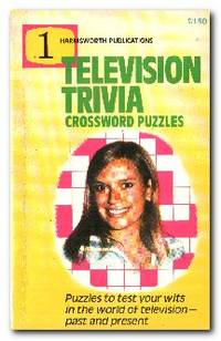 image of Television Trivia Crosswords