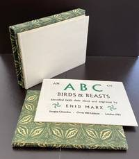 An ABC Of Birds And Beasts : One Of 70 Special Copies Signed By Enid Marx With A Set Of The 26 Engravings On Japon : With The Publisher's Prospectus And Related Ephemera