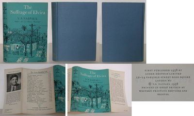 Andre Deutsch, 1958. First Edition. Hardcover. Near Fine/Very Good. Published in London by Andre Deu...