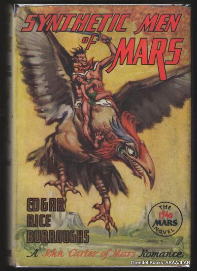 Tarzana:: Edgar Rice Burroughs,. Very Good in Very Good dust jacket. 1940. Hardcover. B0006AOU8M . S...