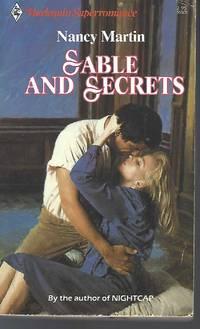 Sable and Secrets (Harlequin Superromance No. 305)