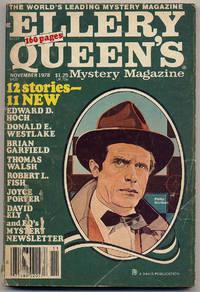 Ellery Queen's Mystery Magazine: Vol. 72, No. 5, Whole No. 420, Nov. 1978