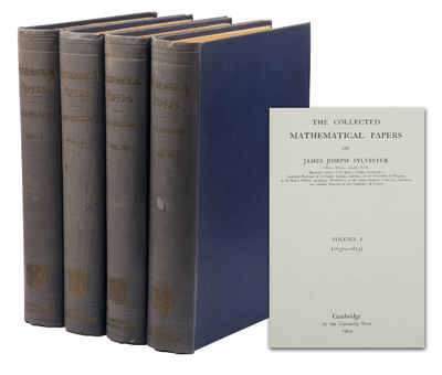 The Collected Mathematical Papers of...