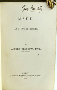 image of Maud, and Other Poems