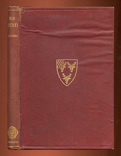 Oxford: Claredon, 1928. Hardcover. Very Good. Second edition. Pencil underlining and owner name else...