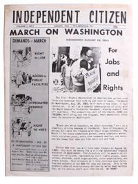 Independent Citizen.  Vol. 2, No. 5.  August, 1963