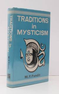 image of Traditions in Mysticism.  NEAR FINE COPY IN UNCLIPPED DUSTWRAPPER