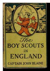 BOY SCOUTS IN ENGLAND  (Facing the German Foe), #4.