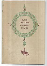 Royal Canadian Mounted Police  ( World Landmark Books)