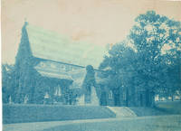 A COLLECTION of 29 ORIGINAL CYANOTYPE PHOTOGRAPHS of ST. STEPHEN\'S COLLEGE later to become BARD COLLEGE together with 14 ORIGINAL PAMPHLETS, BROCHURES & OTHER ORIGINAL EPHEMERAL PUBLICATIONS, including 3 related to the ritual \