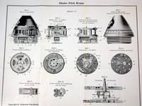 Mechanische Zeitzünder. Mit 115 Bildern im Text und auf Tafel.