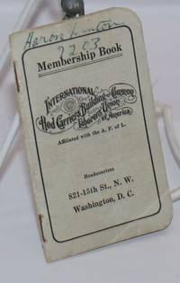 image of Membership book