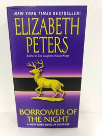 Borrower Of The Night: A Vicky Bliss Novel Of Suspense (vicky Bliss Mysteries)