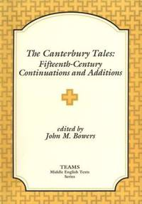 The Canterbury Tales Fifteenth-Century Continuations and Additions  John Lydgate's Prologue to the S