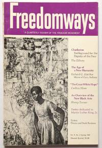 Freedomways, a quarterly review of the freedom movement. Vol. 9, no. 2 (Spring 1969)
