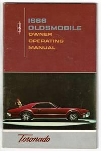 1966 Oldsmobile owner operating manual: Toronado [cover title]