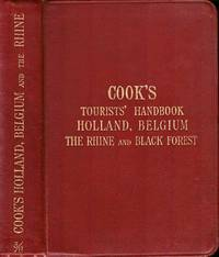 image of Cook's tourist handbook for Holland, Belgium, The Rhine and Black Forest. With maps and plans