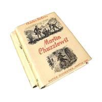 image of MARTIN CHUZZLEWIT. [The Life and Adventures of Martin Chuzzlewit.] 2 vol. Translated by Viera Bukvova-Daxnerova. Dust jacket designed by Ludovit Fulla.