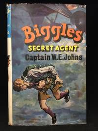 image of Biggles-- Secret Agent (Main character: Biggles; Publisher series: Biggles Series.)