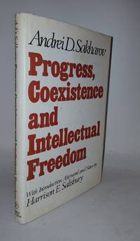 image of PROGRESS COEXISTENCE AND INTELLECTUAL FREEDOM