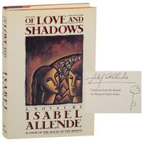 Of Love and Shadows (Signed First Edition)