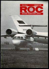 ROC Royal Observer Corps Journal: Three issues from 1984 and 1985