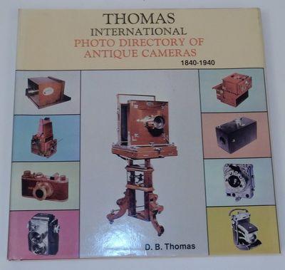 Washington, D. C.: Thomas International, 1983. First Edition. Cloth. Near Fine/Near Fine. First Edit...