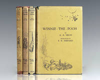 The Four Pooh Books: When We Were Very Young; Winnie-The-Pooh; Now We Are Six; The House At Pooh Corner.