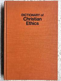 Dictionary of Christian Ethics