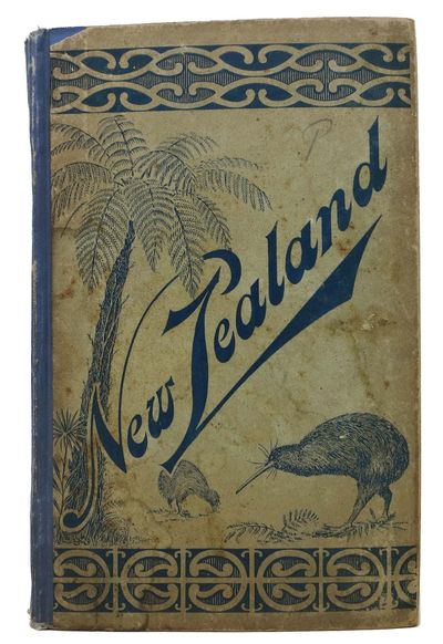 Wellington, N.Z.: John Mackay, Government Printer, 1908. 2nd edition, revised & expanded. 1st publis...