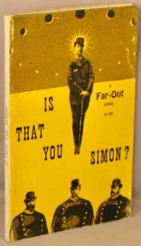 image of Is That You Simon? A Cosmic Drama, with Collages.
