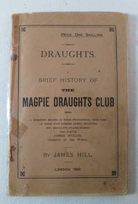 Draughts: A Brief History of The Magpie Draughts Club