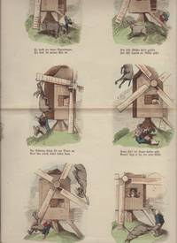 image of Munchener Bilderbogen: Der Bauer und der WindmŸller, No. 300 (Erster Bogen) und No. 301 (Zweiter Bogen). Eine Geschichte in Bildern.