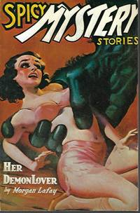 image of SPICY MYSTERY STORIES: July 1936 (reprint; Odyssey Publications #7)