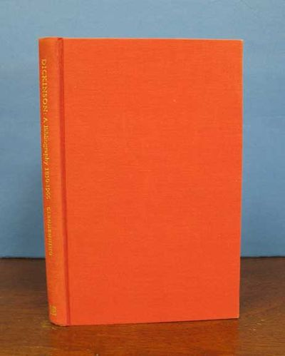 (n. p.): The Kent State University Press, 1968. 1st edition. Maroon cloth. Fine (issued w/o dj).. 14...