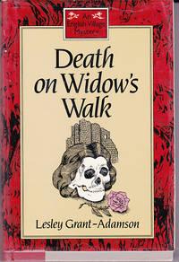 Death on Widow's Walk : An English Village Mystery