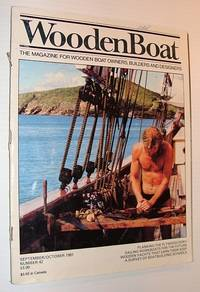 WoodenBoat Magazine, September / October 1981, Number 42 - The Magazine for Wooden Boat Owners, Builders and Designers