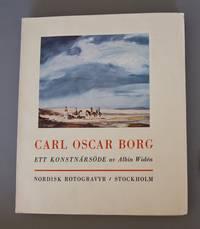 Carl Oscar Borg: Ett konstnarsode