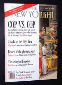 The New Yorker Magazine, May 21, 2001