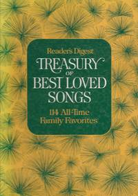 image of Reader's Digest Treasury of Best Loved Songs: 114 All Time Family Favorites