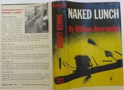 Grove Press, 1959. 1st Edition. Hardcover. Near Fine/Near Fine. A near fine first edition in a near ...