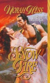 image of Snow Fire (Leisure Historical Romance)