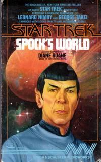 Spock's World (Star Trek: The Original Series) [Audio Book]