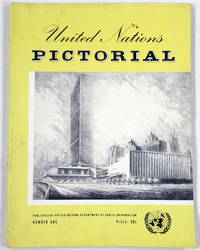United Nations Pictorial. Number One [1] by United Nations - Paperback - First Edition - 1953 - from Resource Books, LLC and Biblio.com